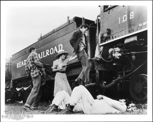 Boxcar Bertha film still